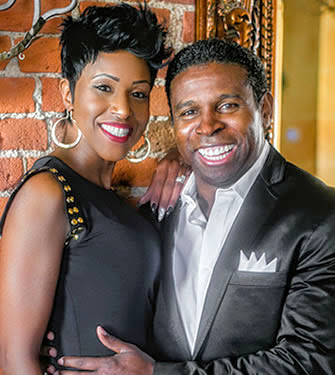 Diane and Michael Clemons